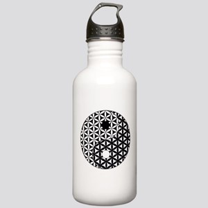 Yin Yang Flower of Lif Stainless Water Bottle 1.0L